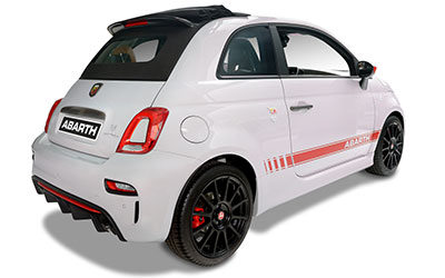 acheter ou vendre votre abarth 500c 1 4 turbo t jet 165ch 595 turismo bva neuve ou d occasion. Black Bedroom Furniture Sets. Home Design Ideas