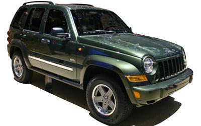 acheter ou vendre votre jeep cherokee 2 8 crd wild dream bva neuve ou d occasion comparez les. Black Bedroom Furniture Sets. Home Design Ideas